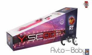 Y-SCOO RT MINI SIMPLE A5 red